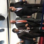 Cine i-a ridicat pe bilderbergeri de la scara avionului. FOTO GALERIE Ziaristi Online si INFO Zvon News