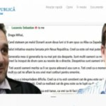 "Sinceritatea lui Sebastian Lazaroiu: ""Alba ca Zapada"" e o curva"