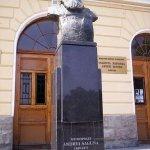 Sfântul Ierarh Andrei Şaguna, Mitropolitul Transilvaniei cu statuie daramata in Ungaria inainte de a fi inaltata. Unul din marile succese ale MAE si SIE din ultimul cincinal