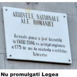 Petitia pentru Salvarea Arhivelor Nationale din mainile UDMR a fost depusa la Cotroceni. Cine sunt semnatarii Apelului catre presedintele Romaniei, Traian Basescu. VEZI AICI