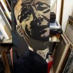 """Un cadou exceptional de la Eugene Al Pann: """"Maghiari Conspirand"""". Oil on Canvas"""