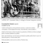 """Liderul revoltei minerilor de la 1977 il admonesteaza pe Tismaneanu in cazul Romosan. Constantin Dobre: """"Sper, spre binele tau, sa nu-ti ceara socoteala in justitie pentru felul in care l-ai balacarit public in Evenimentul zilei!"""". Iulian Vlad acuzat ca si seful SRI George Maior de """"negationism"""""""