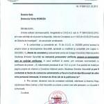 CNSAS: ACCES INTERZIS la Cazul Catrinel Plesu – Recrutata DIE – Directoare ICR. Document oficial transmis publicatiei Ziaristi Online