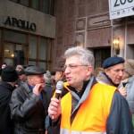 Celebrul militant anticomunist Sorin Iliesiu a fost exclus din GDS dupa ce l-a criticat pe Andrei Plesu si a cerut lamuriri publice privind relatiile acestuia cu Securitatea, PCR si FSN