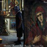 Catedrala Acoperământul Maicii Domnului din oraşul Ismail, fotografiată de Cristina Nichituş Roncea şi un tropar cântat de Corul Byzantion. FOTO / VIDEO