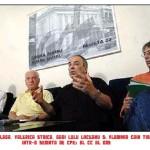 Traian Basescu, un paranoic logoreeic cu ton mesianic adancit in cel mai slinos populism, care va lasa doar o dîra in cartea de istorie a Romaniei – Dan Tapalaga, prepusul lui Tismaneanu si Liiceanu. Vezi aici odele aduse de GDS-isti tribunului Hotnews