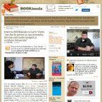 """Larry Watts – lansare la Bookfest Timisoara, ora 18.00. Interviu BOOKiseala: """"Am dat de perete cu usa secretelor dar mai sunt multe incaperi si coridoare intunecate""""."""