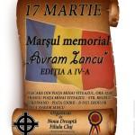 Marsul Memorial si Saptamana Culturala Avram Iancu la Cluj. Un ungur din gruparea Occupy Conti a furat pe FB identitatea liderului ND Tudor Ionescu