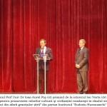 Crezul academicianului Ioan Aurel Pop, un rector pentru Universitatea Babeș-Bolyai!
