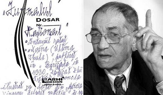 Doina (Ultima Thule) - Cezar Ivanescu pentru Victor Roncea
