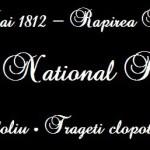 DOLIU NATIONAL PENTRU BASARABIA. Raptul rusesc • Pomenirea de 200 de ani a Basarabiei • Afisati semnul de doliu, maine, 16 mai 2012 • Trageti clopotele • Pomeniti Basarabia!