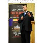 Ziaristi Online: Larry Watts va sustine conferinta publica din 10 Mai in limba romana. Locatia si harta pentru Casa Academiei, Calea 13 Septembrie Nr 13. Joi, Ora 12.00. Istoricul american a fost prezent miercuri seara la Nasul Tv