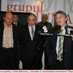 """""""Mahalaua inepta"""" de """"patibulari"""" l-a platit pe Tismaneanu cu zeci de mii de dolari pentru conferinte ICR in intreaga lume. Patapievici a semnat deconturile uriase obtinute din pensiiile si alocatiile taiate de Basescu si Boc. Traiti bine?"""