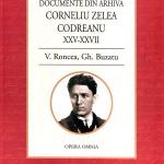 Integrala Documentelor din Arhiva Corneliu Zelea Codreanu – 27 de volume editate de prof univ dr Gh Buzatu si Victor Roncea pentru Civic Media – lansata la Centrul de Istorie si Civilizatie Europeana – IASI, oct 2012. In loc de Incheiere