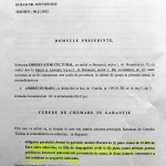 Seful IICCMER, taxat cu 10.000 de Euro de Societatea de Avocati Musat si Asociatii si de Observatorul Cultural in Cazul calomnierii lui Corneliu Turianu, secretarul Colegiului CNSAS. DOCUMENT