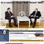 """Fratia ARD – KGB. Ce a cautat Ungureanu la Baku? Bani negri pentru ARD de la Ilham Aliyev, dictatorul KGB poreclit de CIA """"Nasul"""" Azerbaijanului?"""