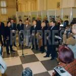"""Remember. Se intampla pe 26 ianuarie 2007: Protest al luptatorilor anticomunisti fata de Raportul Tismaneanu. Un Apel catre Presedinte ajuns la primul cos din Cotroceni. Expozitia """"Epoca de aur – intre realitate si propaganda"""""""