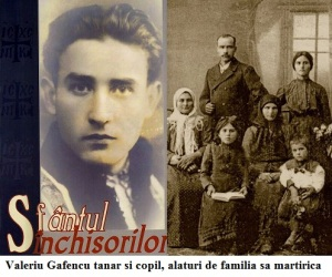 Valeriu Gafencu - Safntul Inchisorilor - si familia sa martirica - Ziaristi Online
