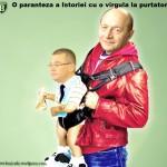 Virgulele din paranteza istoriei Romaniei: Basescu si ungro-hagii lui