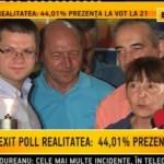 "Adio, PDL? Adio, Basescu! ""Presedintele"" Romaniei: ""Am probleme cu romanii dar ungurii voteaza cu mine intotdeauna. Covsana, Harghita…"" VIDEO. PS: Adio, Parlament European!"