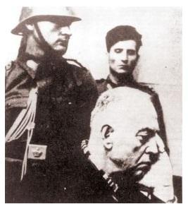 Maresalul Antonescu la Proces