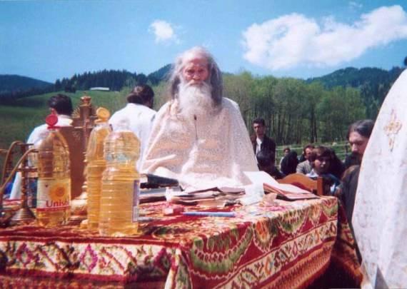 Parintele Justin Parvu de Izvorul-Tamaduirii - 2004 Petru Voda Ro