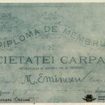 """Ce făcea Eminescu pe 24 ianuarie 1882: Înfiinţa societatea secretă """"Carpaţii"""" pentru unirea tuturor românilor în hotarele """"Daciei Mari"""""""