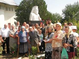 Patriarhul Teoctist omagiat in satul sau natal din Botosani la sase ani de la moarte - 30 iulie 2013 - Foto Doxologia
