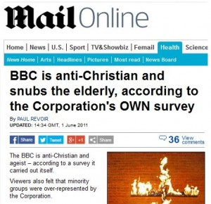 BBC-Anti-Christian