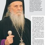 Justinian pentru Justin! IPS Justinian Chira, la 40 de ani de arhierie, il apara pe Parintele Justin Parvu de denigratorii sai in suplimentul special de Religie si Spiritualitate Ortodoxa al Gazetei de Maramures