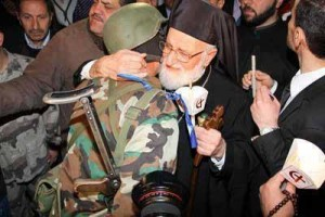 Maaloula eliberata de rebelii teroristi - Sept 2013