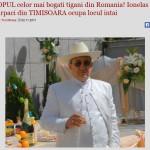 """Un bulibasa din mafia tiganeasca imobiliara a pus mana pe 144 de cladiri din centrul Timisoarei, majoritatea de patrimoniu. Se intampla in Romania, sub """"statul de drept"""" al lui Basescu si ai lui. Un reportaj-ancheta via Mediafax"""