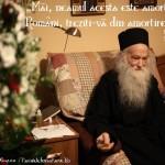 Părintele Justin despre boala ruşilor şi Profesorul Ciuceanu despre coloana vertebrală a rezistenţei româneşti: Biserica
