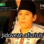 """Am ajuns la vorba Parintelui Justin. """"Jidovii ratacitori"""" prin fundul curtii GDS ataca patrimoniul cultural universal al UNESCO. Colindele sunt la fel de """"antisemite"""" ca si Sfanta Scriptura. Felicitari Centrului de Promovare a Culturii Tradiționale Cluj! VIDEO"""
