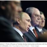 Ucraina? Nimic nou pe frontul de Est. Except: Cine i-o trage lui Putin? Plus: Soarta Ucrainei s-a decis de Ziua Holocaustului la Vatican? FOTO. UPDATE: Rusia kieveana, Kosovo-ul Moscovei
