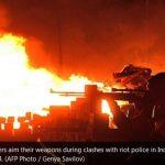 """Ai cui sunt """"sniperii"""" de pe """"euromaidanul"""" Ucrainei? """"Ai lor"""" sau """"ai nostri""""? Care """"ai lor"""" si care """"ai nostri""""? UPDATE 5.03.2014 cu discutia Ashton – Paet. AUDIO/VIDEO"""