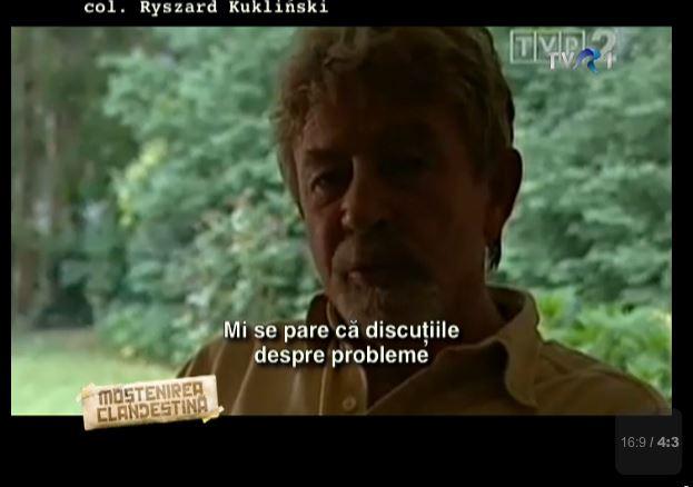 Col Kuklinski vs Pacepa - Mostenirea Clandestina 1