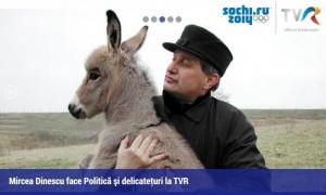 Mircea Dinescu KGB la TVR cu Stelica Pulica Tanase
