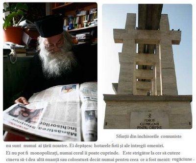 Parintele-Justin-citind-interviul-din-Ziua Manastirea Sfintilor Inchisorilor de la Aiud