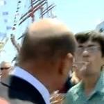 Un scuipat penal. Basescu nu-l iarta pe Zglobiu