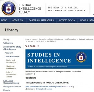 CIA-Studies-in-Intelligence-Vol-58-No-2-June-2014-Larry-Watts-Christopher-Jones