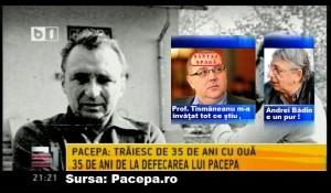 Pacepa-Ro-la-B1-TV-Interviu-with-a-Vampire Andrei Badin - Vladimir Tismaneanu