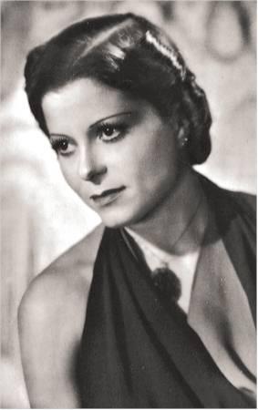 Maria Cebotari portrait