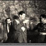 La 25 de ani de la căderea comunismului, Regele Mihai a invitat doi mari antiromâni şi foşti comunişti sălbatici la un dineu omagial: Leonid Kucima şi Piotr Kirilovici Lucinski  alias Petru Lucinschi
