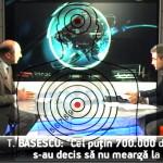 """O ipoteza: Turcescu a fost executat ca să i se închidă gura lui Băsescu. Răfuiala agenţilor sau o farsă regizată de Dan Puric? """"Elena Udrea pentru noi e Corneliu Vadim Tudor doi"""""""