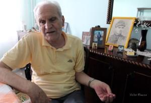 Gen. Ilie Torsan specialist in criptologie - despre Mihai Eminescu -foto Victor Roncea Ziaristi Online