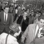 Horia Tabacu, reportaj în numărul 1 al ziarului Libertatea, primul ziar apărut în România pe 22 decembrie 1989. FOTO-DOCUMENT
