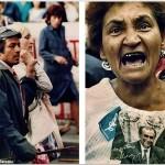 Democraţia originală a lui Ion Iliescu în 11 fotografii de Andrei Iliescu din 13 – 15 iunie 1990. PS: OPREA, DEMISIA!