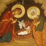 """""""De acum până-n vecie, Hristos cu noi o să fie"""". Crăciun fericit!"""