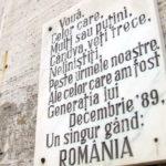 AMERICA FIRST! România mai presus de orice! Lecţia lui Trump, lecţia generaţiei de la 1989